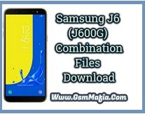 Samsung j6 combination file