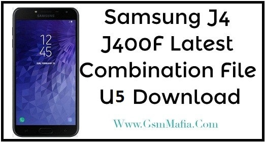 samsung j400f combination file u5