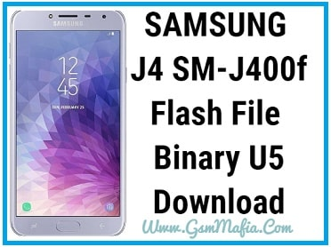 samsung j400f u5 flash file