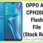oppo a12 flash file