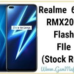 realme 6 pro flash file