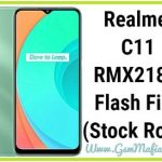 realme c11 flash file