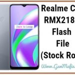 realme c12 flash file