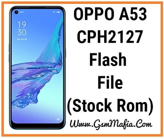 oppo a53 flash file
