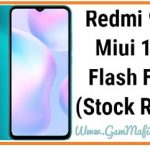 redmi 9a flash file