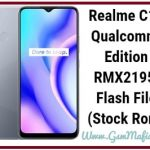 realme c15 qualcomm edition flash file