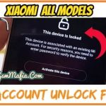MI Account unlock file