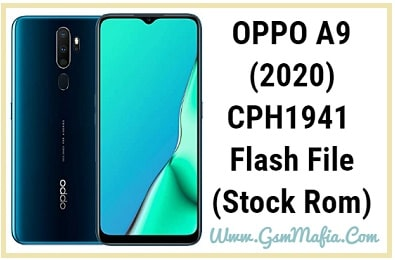 oppo a9 2020 flash file