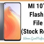 mi 10t flash file