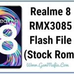 realme 8 flash file