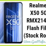 realme x50 5g flash file